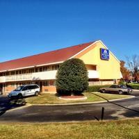 Americas Best Value Inn & Suites Side Exterior