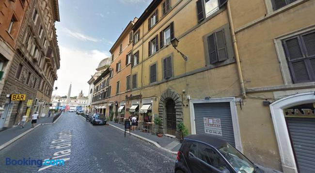 7 Inn Spanish Steps - Rome - Building