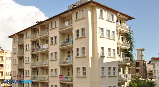 Narcis Apart Hotel - Alanya - Building
