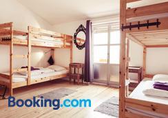 Lisbon Chillout Hostel - ลิสบอน - ห้องนอน