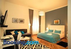 Contarini Luxury Rooms - สปริท - ห้องนอน