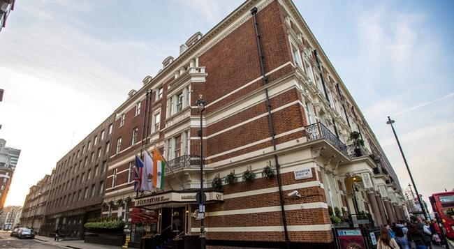 DoubleTree by Hilton Hotel London - Marble Arch - London - Building