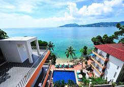 Blue Ocean Beach Resort - ป่าตอง - วิวภายนอก