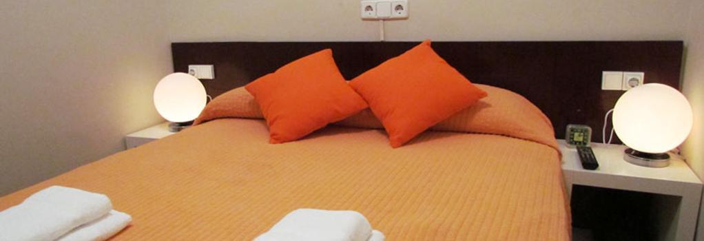 Barcelona City Seven - Barcelona - Bedroom