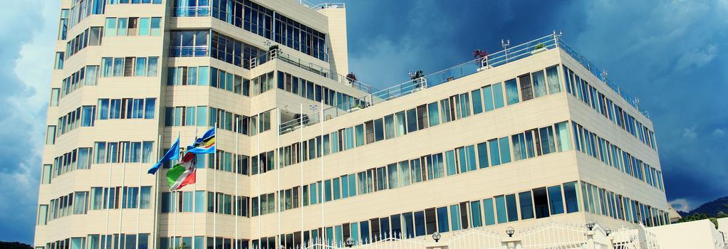 Le Panoramique Hotel by Celexon - Bujumbura - Building