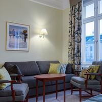 Hotel Terminus Stockholm Guestroom