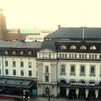Hotel Terminus Stockholm Street View
