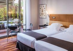 Hotel Serhs Rivoli Rambla - บาร์เซโลน่า - ห้องนอน