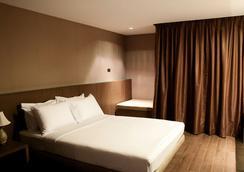 แบงคอกซิตี้โฮเทล - กรุงเทพฯ - ห้องนอน