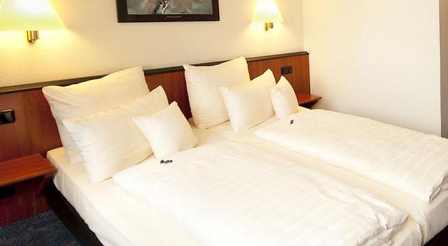 Advantage Hotel - Nuremberg - Bedroom