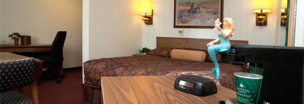 O'Haire Motor Inn - Great Falls - Bedroom