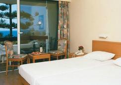 Sirene Beach Hotel - โรดส์ - ห้องนอน