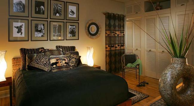 Le Terra Nostra B&B - Montreal - Bedroom