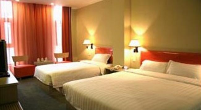 Qingdao Summer Holiday - Qingdao - Bedroom