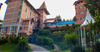 Hotel Sossego do Major - กรามาโด - อาคาร