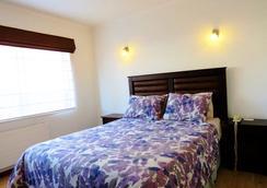 Hotel Aitue - เตมูโก - ห้องนอน