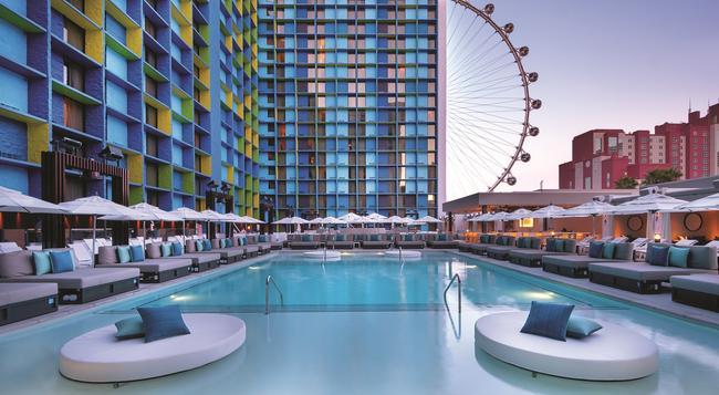 The Linq Hotel & Casino - Las Vegas - Building