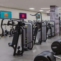 The Linq Hotel & Casino Gym