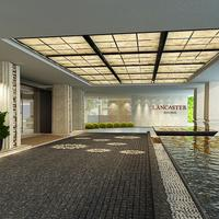 Lancaster Bangkok Hotel Entrance