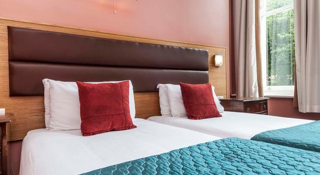 Trebovir Hotel - London - Bedroom