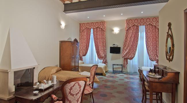 Hotel Le Clarisse al Pantheon - Rome - Bedroom