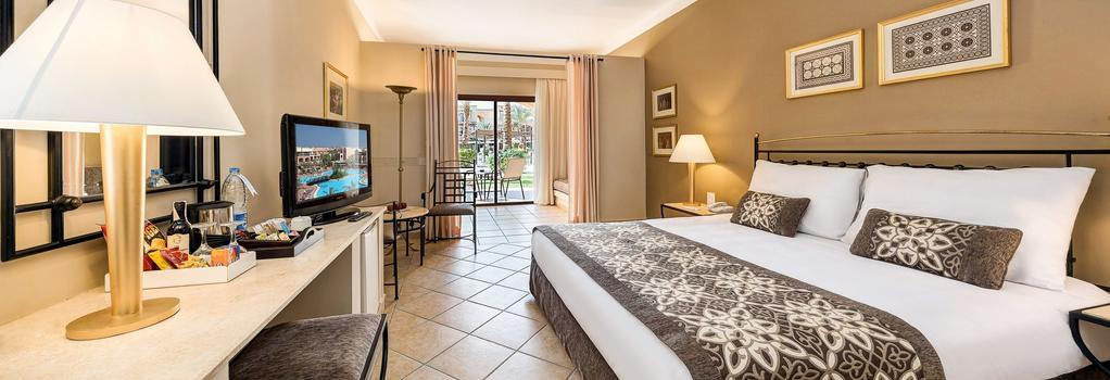 Jaz Makadi Saraya Resort - Hurghada - Bedroom