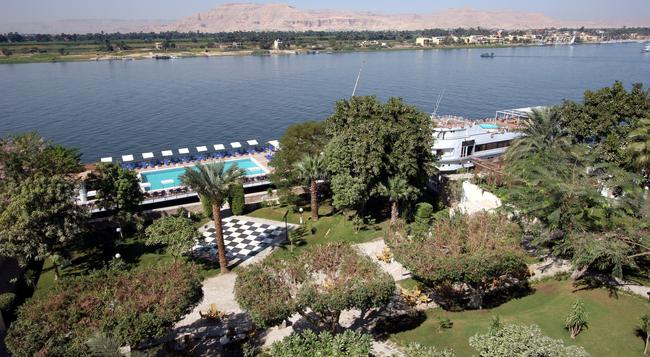 Iberotel Luxor - Luxor - Outdoor view