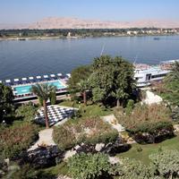 Iberotel Luxor Aerial View