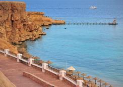 Jaz Fanara Resort - ชาร์ม เอล ชีค - ชายหาด