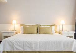 Hotel Guarani Asuncion - อะซุนซิออง - ห้องนอน