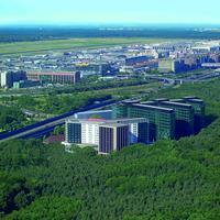 Steigenberger Airport Hotel Steigenberger Airport Hotel, Frankfurt, Germany - Aerial view