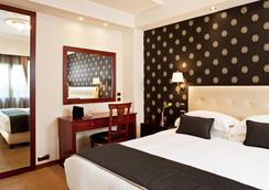 Ava Hotel & Suites - เอเธนส์ - ห้องนอน