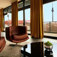 Hotel Amano Living Area