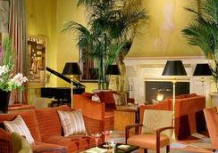 Hotel De Anza - ซานโจส - ล็อบบี้