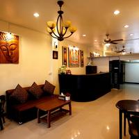 Naturbliss Boutique Residence Living Area