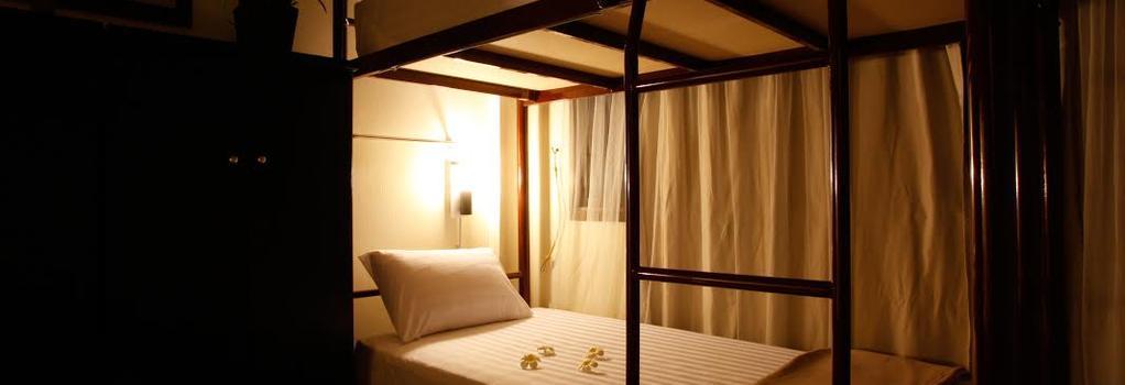 Naturbliss Boutique Residence - Bangkok - Bedroom