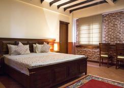 Traditional Comfort - กาฐมาณฑุ - ห้องนอน