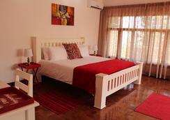 Sommerschield Guest House & Restaurant - มาปูโต - ห้องนอน