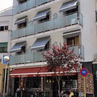 Pensión El Amigo Hotel Front