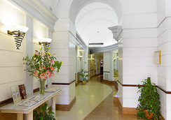 Hotel Hiberia - โรม - ล็อบบี้