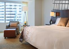 Toronto Marriott City Centre Hotel - โตรอนโต - ห้องนอน