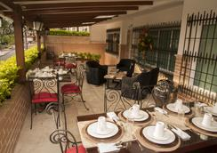 Casa Faroles - กาลี - ห้องอาหาร