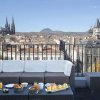 Best Western Plus Hotel Litteraire Alexandre Vialatte Terrace