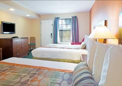 Hospitality Inn - แจ็กสันวิลล์ - ห้องนอน