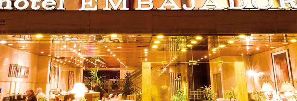 Embajador Hotel - Montevideo - Building