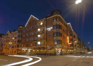 Leipziger Hof Innsbruck