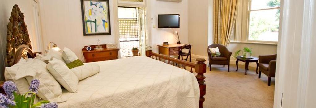 Brisbane Milton Bed And Breakfast - Brisbane - Bedroom
