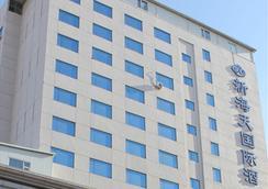 New Seaview International Hotel - ต้าเหลียน - อาคาร