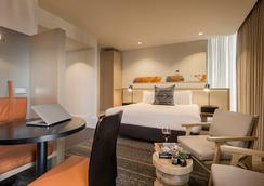 Brady Hotel Central Melbourne - เมลเบิร์น - ห้องนอน