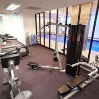 Pegasus Apartment Hotel Fitness Facility
